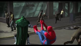 Marvel Fighting Game Trailer (Unreleased/Cancelled)