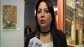سفير البحرين بالقاهرة يفتتح معرض «بقايا» للفنان فروق مصطفي