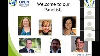 Open Education Degrees Panel