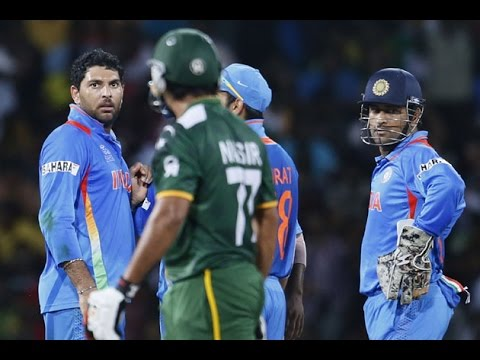 Biggest Fight In Cricket History Part .2 India Vs Pakistan Updated 2016