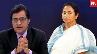 Mamata Banerjee's Festival Politics | The Debate With Arnab Goswami