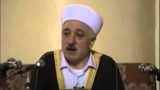 HİSAR-8. VİCDAN KÜLTÜRÜ Hisar Camii (Pazar vaazı - 8) / İZMİR 28 Nisan 1991 Fethullah Gülen