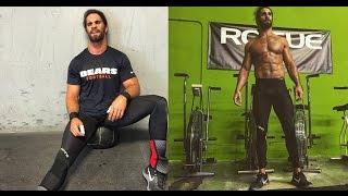Seth Rollins training CrossFit 2016