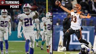 Buffalo Bills Wild Return to the Playoffs (Week 17)   NFL Turning Point