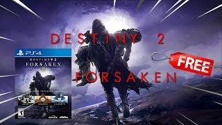 FREE DESTINY 2 download PS4