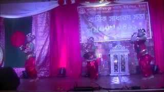 Shariotpur Boishakhi 2015 Performance's Clips