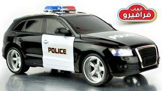 العاب اطفال سيارات شرطة : ألعاب سيارات بينجو Bingo Police car kids toys