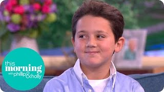 Hero Boy Who Put His Mother's Attackers in Jail | This Morning