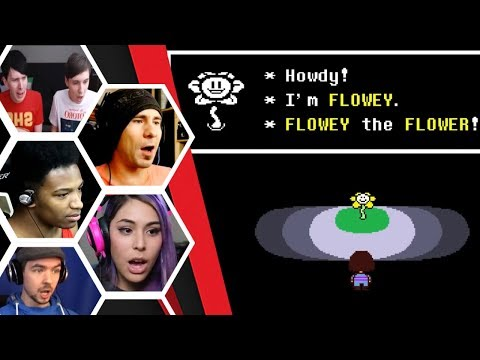 Xxx Mp4 Let 39 S Players Reaction To Seeing Flowey For The First Time Undertale 3gp Sex