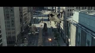Rampage Movie Clip#7: George and Ralph Wreak Havoc in Chicago!