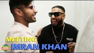 Meeting Imran Khan | Rahim Pardesi