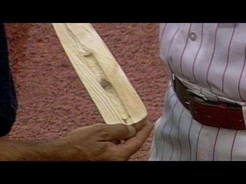 Xxx Mp4 Sabo Breaks Bat Ejected For Corked Lumber 3gp Sex