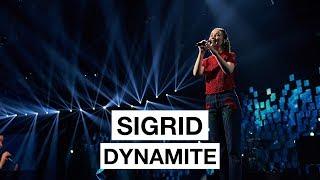 Sigrid - Dynamite | The 2017 Nobel Peace Prize Concert