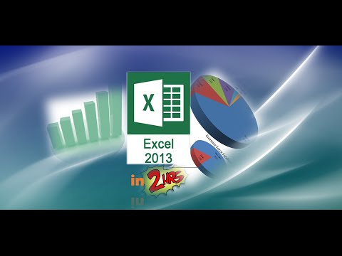 Excel 2010 Tutorial Comprehensive Part 1 of 2 Become a Pro in 1 Hour