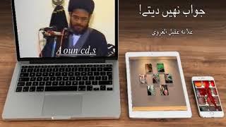 Hum salam kartay hain woh jawab dete hain - Ayatollah Aqeel ul Gharavi