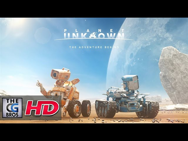 """**Award Winning** CGI 3D Animated Short  Film:  """"PLANET UNKNOWN""""  - by Shawn Wang"""