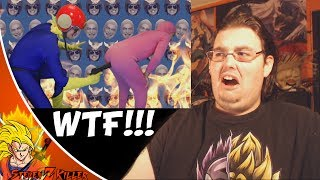 PINK GUY - FALCON PUNCH (By Filthy Frank) REACTION!!!