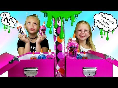 Xxx Mp4 MYSTERY BOX OF SLIME TWIN TELEPATHY CHALLENGE 3gp Sex