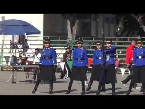 Escolta Pumas campeona nacional secundaria . FEMEXBAM 2014