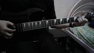 Avenged Sevenfold - God Only Knows Intro Only Guitar Tutorial