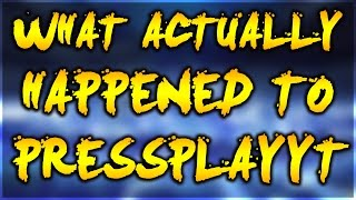 What Actually Happened to PressPlayYT