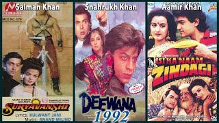 Evolution of 3 Khans | (1988 - 2017) Salman Khan, Shahrukh Khan, Aamir Khan Evolution