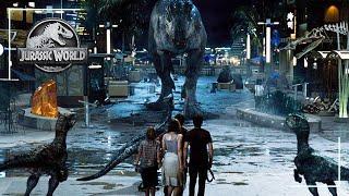 Final Battle Scene | Jurassic World
