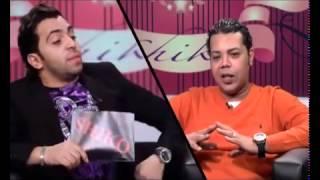 حلقة الفنان محمود الحسينى فى برنامج شيكو ابن اللعيبة Part 1