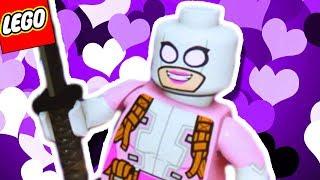 LEGO Marvel Super Heroes 2 #93 - GWENPOOL E HERÓIS NO EGITO COM MÚMIAS
