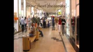 Alien HumanKind the experiment - part 21 - appendix 3 - the Shopping Mall corridor