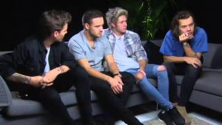 One Direction interview with MBC