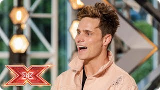 Will Spencer Sutherland get it on for the Judges?   Auditions Week 4   The X Factor 2017