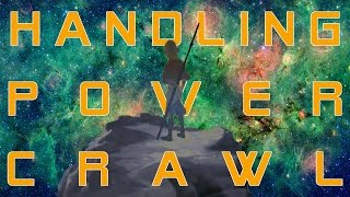 Avatar: The Last Airbender   Handling Power Crawl