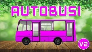 Autobusi  v2 - (Kenge Per Femije) │ Bleta ™