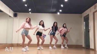 [프로듀스 101] BANG BANG Mirror Ver. _ (U.A 댄스팀 유에이)