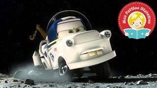 Cars - Martin lunaire - Histoire raconté aux enfants - Mes Petites Histoires