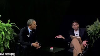 Barack Obama Interviewed by Dinesh D'Souza: Between Two Americas