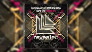 Hardwell feat. Matthew Koma - Dare You (Andrew Rayel Remix) [Cover Art]
