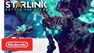 Starlink: Battle for Atlas - The Wonders of Atlas Gameplay Trailer - Gamescom 2018