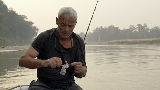 Learn How To Search Through Cloudy Water For An Elusive Catfish | River Monsters