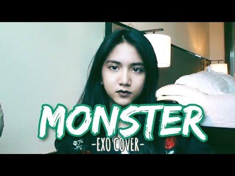 Monster - EXO 엑소 (cover) by Keshya 13yo