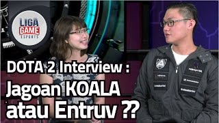 Dota 2 : Indonesia MMR 7K Player interview