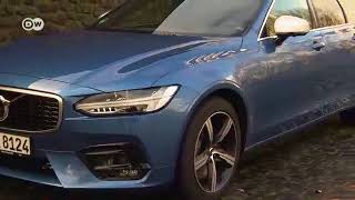 سيارة فولفو V90 وتصاميمها الخاصة | عالم السرعة