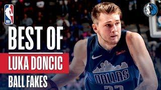 Best Luka Doncic Ball Fakes | 2018-2019 NBA Season