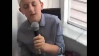 (Anak kecil) SHOLAWAT MERDU