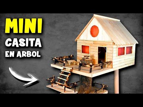 Casita con palitos de maderatorial download play online - Como hacer casitas de madera para ninos ...
