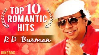10 Best Romantic R D Burman Songs | Evergreen Hindi Songs | Jukebox
