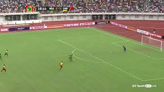Nigeria vs Cameroon 4-0 All Goals & highlights September 1 2017