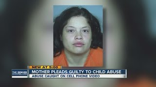 Mom who beat son in viral Facebook video pleads guilty to misdemeanor child abuse
