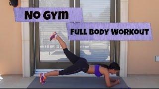 No Gym Full Body Workout